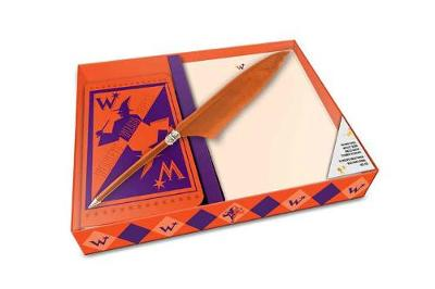 Harry Potter: Weasleys' Wizard Wheezes Desktop Stationery Set (with Pen) by Insight Editions