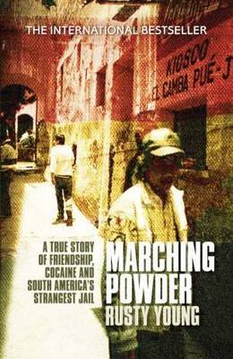 Marching Powder book