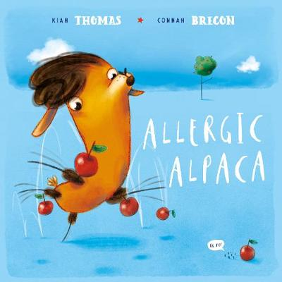 Allergic Alpaca book