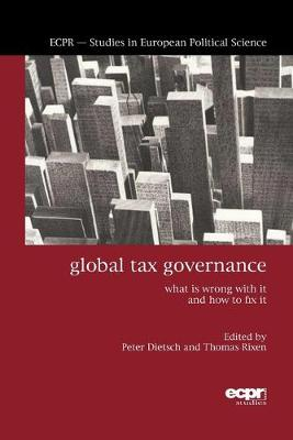 Global Tax Governance by Thomas Rixen