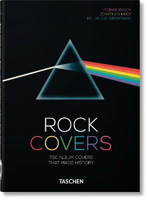 Rock Covers. 40th Ed. book