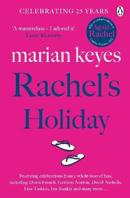 Rachel's Holiday book