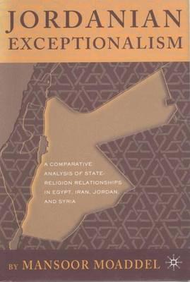 Jordanian Exceptionalism book