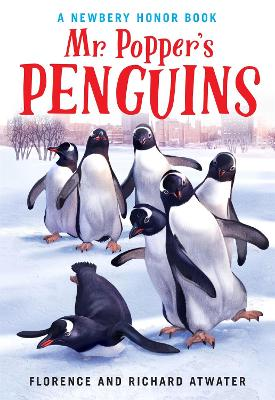 Mr Popper's Penguins by E. Nesbit