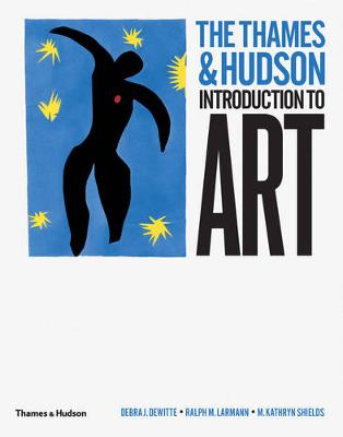 Thames & Hudson Introduction to Art book