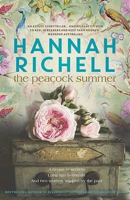 Peacock Summer book
