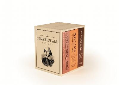 Shakespeare Box Set by William Shakespeare