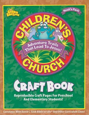 Children's Church Craft Book book
