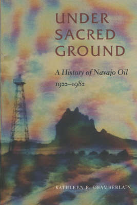 Under Sacred Ground by Kathleen P. Chamberlain