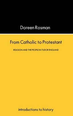 From Catholic to Protestant book