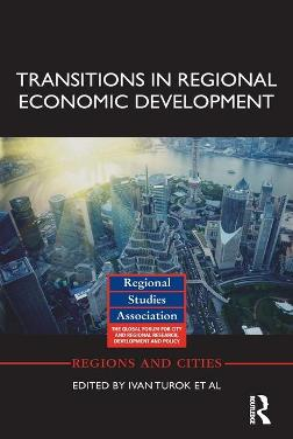Transitions in Regional Economic Development book