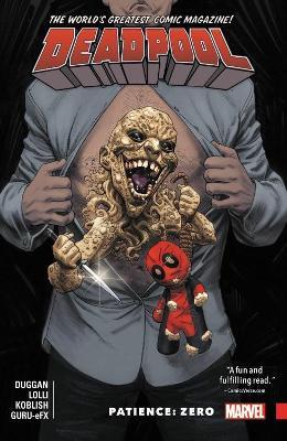 Deadpool: World's Greatest Vol. 6 by Gerry Duggan