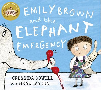 Emily Brown and the Elephant Emergency by Cressida Cowell