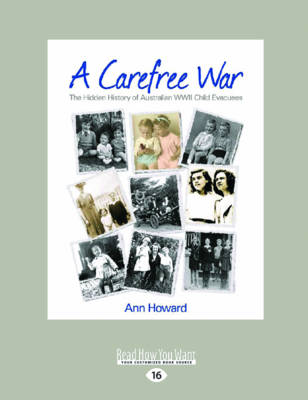 A Carefree War by Ann Howard
