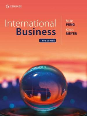 International Business by Mike Peng