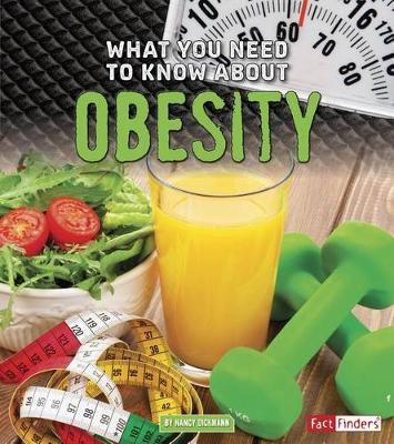 What You Need to Know about Obesity book