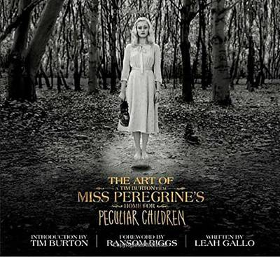 Art of Miss Peregrine's Home for Peculiar Children book