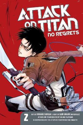 Attack On Titan: No Regrets 2 by Hajime Isayama