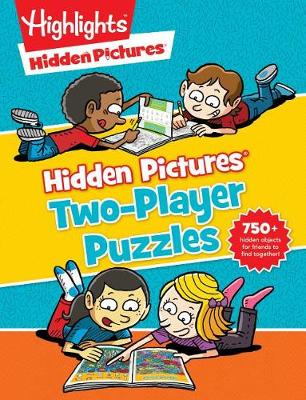 Hidden Pictures Two-Player Puzzles by Highlights