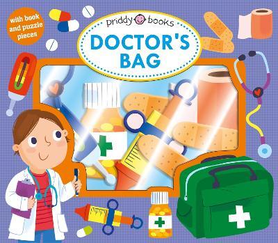 Let's Pretend Doctors Bag book