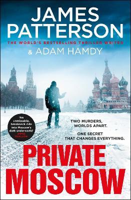 Private Moscow: (Private 15) book