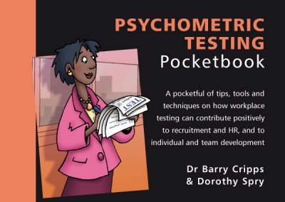 Psychometric Testing Pocketbook by Barry Cripps
