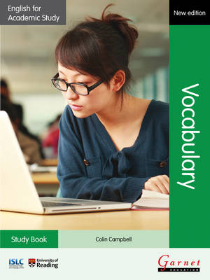English for Academic Study: Vocabulary Study Book - Edition 2 by