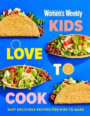 Kids Love to Cook book