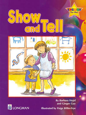 Show and Tell Storybook 1, English for Me! book