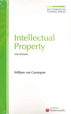 Intellectual Property by William Van Caenegem