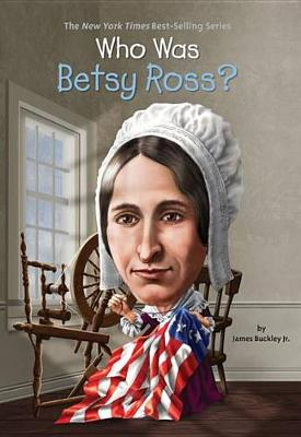 Who Was Betsy Ross? book