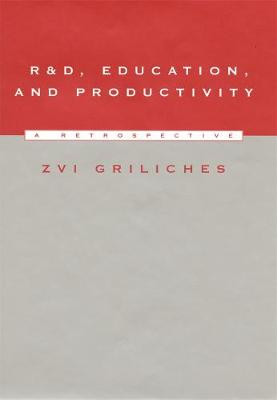 R & D, Education and Productivity book