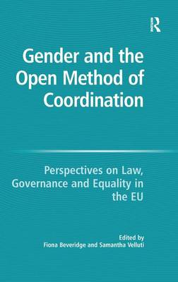 Gender and the Open Method of Coordination book