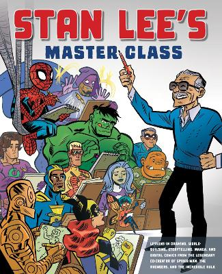 Stan Lee's Master Class book