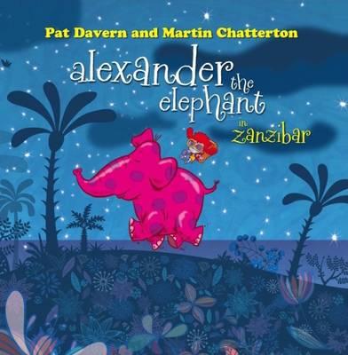 Alexander The Elephant in Zanzibar by Pat Davern