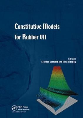 Constitutive Models for Rubber VII book