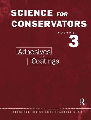 Science for Conservators Series book