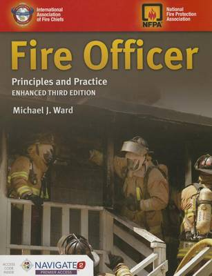 Fire Officer: Principles And Practice by IAFC