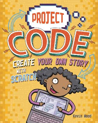 Create Your Own Story with Scratch book
