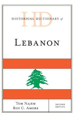Historical Dictionary of Lebanon book