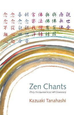 Zen Chants book