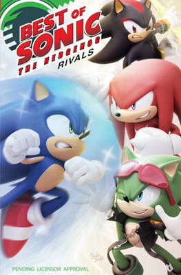 Best Of Sonic The Hedgehog 3: Rivals by Sonic Scribes
