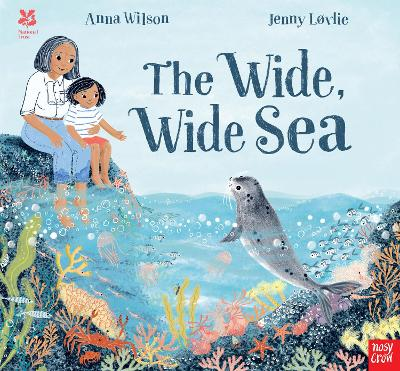 National Trust: The Wide, Wide Sea by Anna Wilson