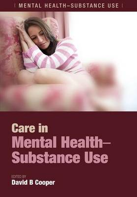 Care in Mental Health-Substance Use by Cooper B