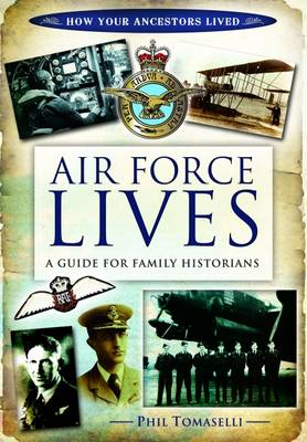 Air Force Lives book