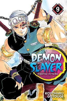 Demon Slayer: Kimetsu no Yaiba, Vol. 9 book