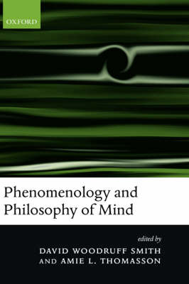 Phenomenology and Philosophy of Mind book