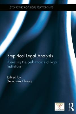 Empirical Legal Analysis book