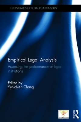 Empirical Legal Analysis by Yun-chien Chang