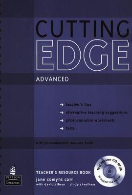 Cutting Edge Advanced Teacher's Book by Jane Comyns Carr